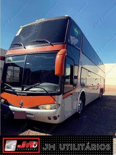 Imagem 1 de 14 de Paradiso 1800 Dd G6 Ano 2003 Scania K360 56 Lug Jm Cod.342