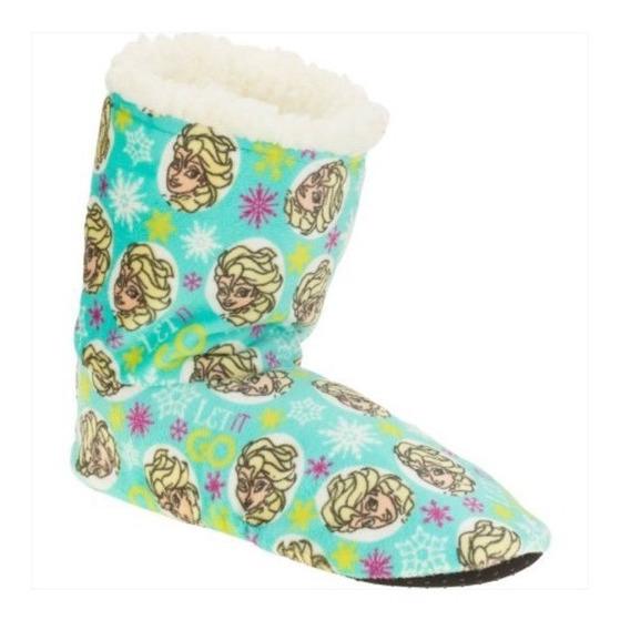 Pantunfla Frozen Disney Tallas 7.5-10 Zapato
