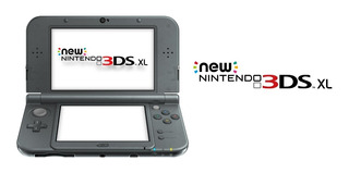 Consola Portatil Nintendo New 3ds Xl / Makkax