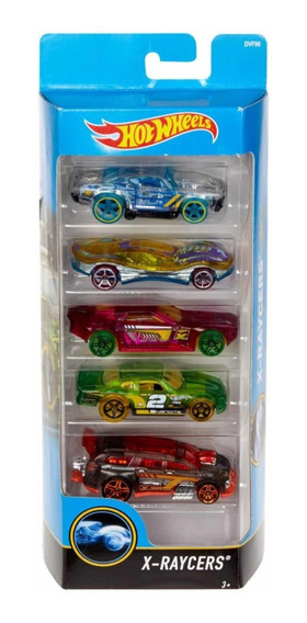 Set De Carros Hotwheels (5 Unidades)