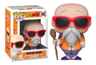 Funko Pop Figura Dr Ball Z Mr Roshi Int 32260 Original Wabro