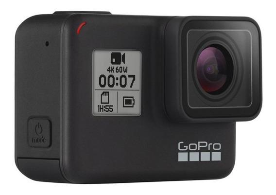 Câmera Gopro Hero7 Black Chdhx-701 4k