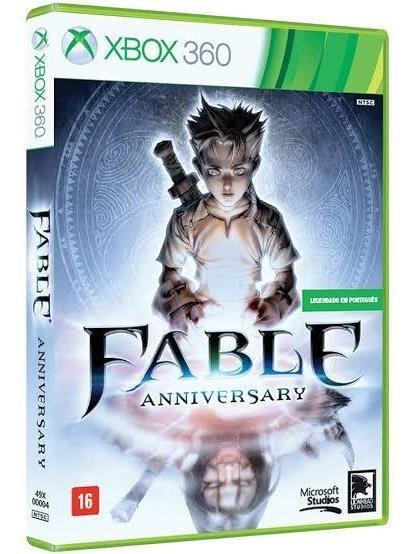 Fable Aniversary Edition Xbox 360 - Semi-novo