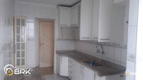 Ótimo Apartamento Na Chácara Belenzinho - Ap0228