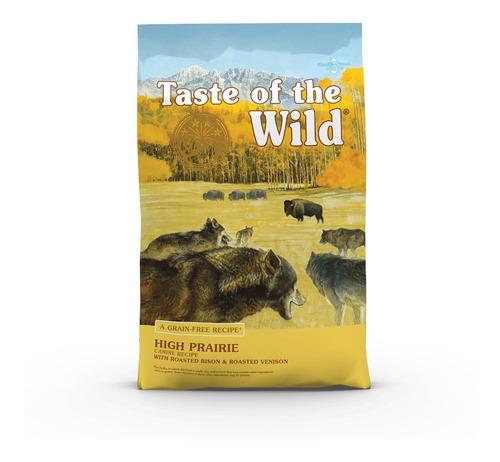 Taste Of Wild High Prairie Canine 5lb - kg a $33500