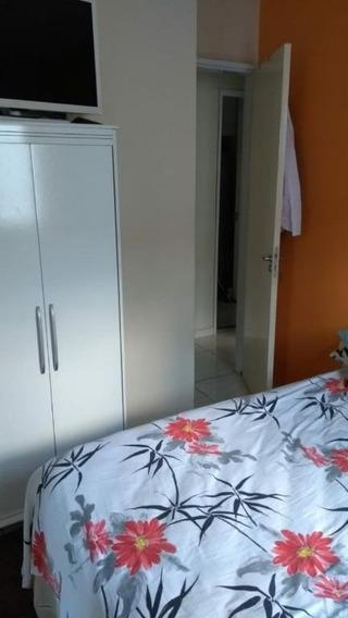 Apartamento Em Vila São Carlos, Itaquaquecetuba/sp De 45m² 2 Quartos À Venda Por R$ 159.000,00 - Ap449455
