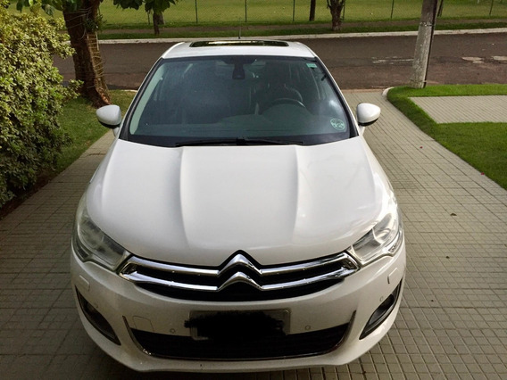 Citroen C4 Lounge Exclusive 1.6 Turbo