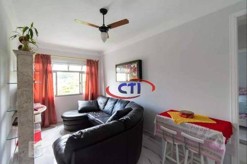 Apartamento Com 2 Dormitórios À Venda, 69 M² - Rudge Ramos - São Bernardo Do Campo/sp - Ap3282