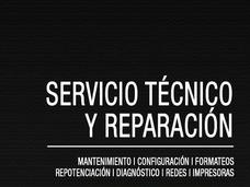 Servicio De Reparación De Computadores E Impresoras.