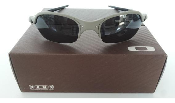 Oculos Oakley Rome 2 Xmetal Black Romeo1 Tio Juliet Doublex