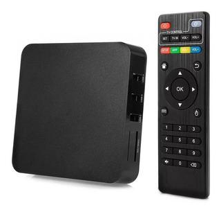 Convertidor Smart Tv Box Android Tv Mini Pc Youtube Netflix