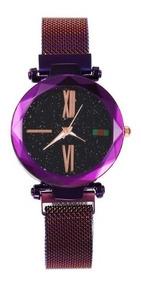 Relógio Feminino De Luxo Números Romano Frete Grátis!!!!