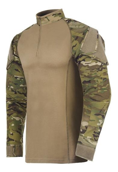 Camisa Tática Invictus Operator Multicam Combat Shirt