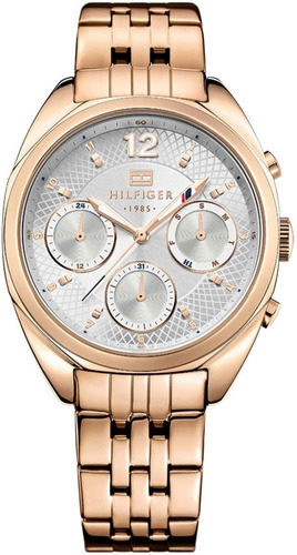 Reloj Tommy Hilfiger Mujer Rose Agente Oficial 1781487