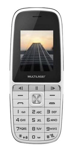 Multilaser Up Play Dual SIM 32 MB branco 32 MB RAM