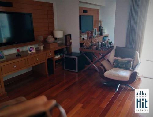 Imagem 1 de 30 de Apartamento Com 3 Suítes À Venda, 140 M² Por R$ 1.330.000 - Ipiranga - São Paulo/sp - Ap3985