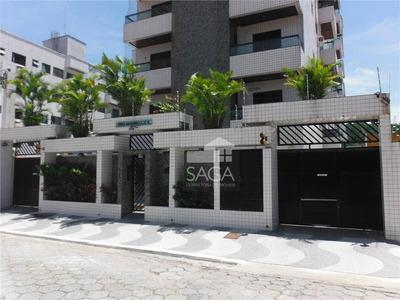 Apartamento Com 1 Dormitório À Venda, 44 M² Por R$ 170.000 - Canto Do Forte - Praia Grande/sp - Ap2868