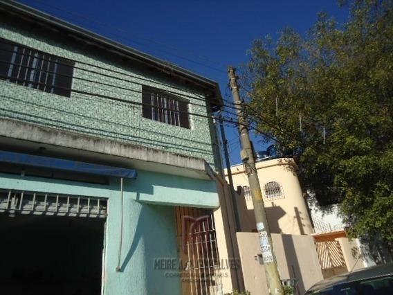 Casa E Salão - Jd. Palmira -guarulhos/ Sp - 376-1