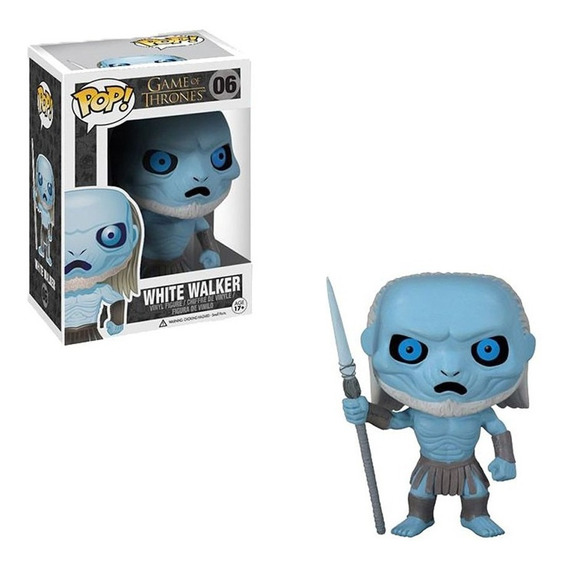 Figura Funko Pop 06 Caminante Blanco - Game Of Thrones