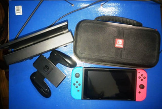 Consola Portátil Nintendo Switch Original