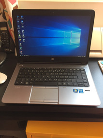 Notebook Hp 640 - I5/4gb/ssd 240gb - Promoção 12x