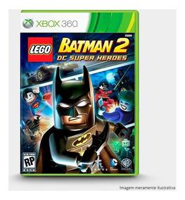 Lego Batman 2 Dc Super Heroes - Original P/ Xbox 360 Novo