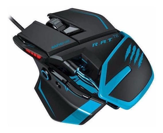 Mouse Mad Catz R.a.t T.e Tournament Edition + Nfe