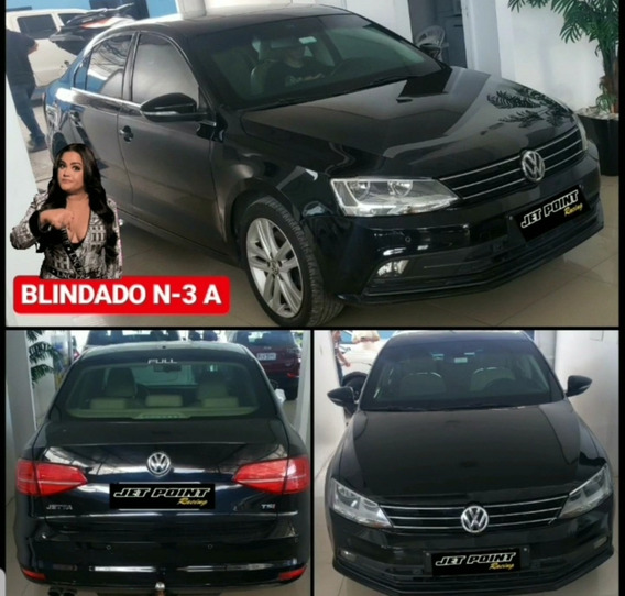 Volkswagen Jetta Tsi Blindado Nivel 3