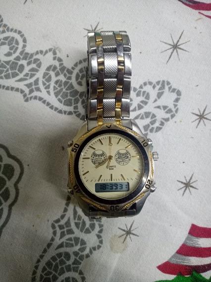 Relógio Magnun Antigo Funcionando Ler Anuncio