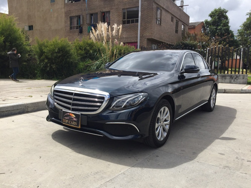 Mercedes Benz E 200 181 Hp, 2017