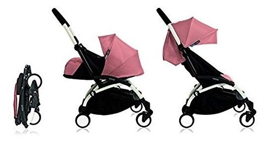 Carrinho De Bebê Babyzen Yoyo + Stroller, Canopy & Newborn