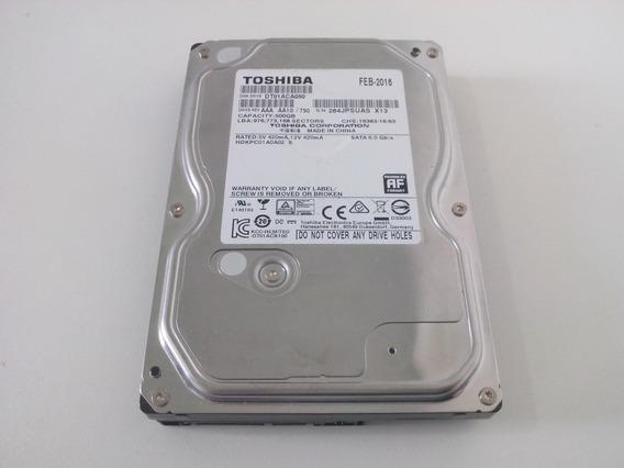 Hd Pc Sata 500gb Toshiba Dt01aca050 (6gb/s)