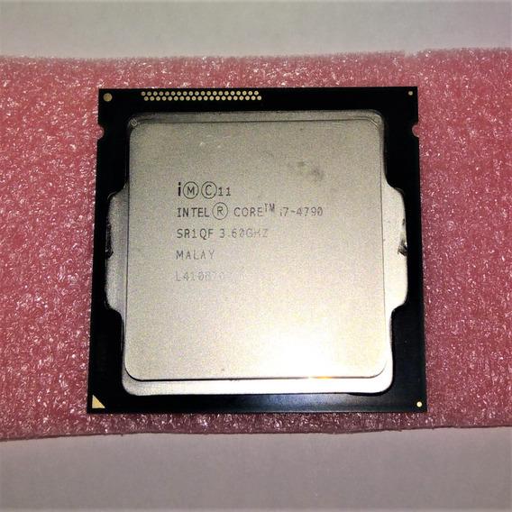 Processador Intel I7 4790 4.0ghz Lga 1150 4 Ger