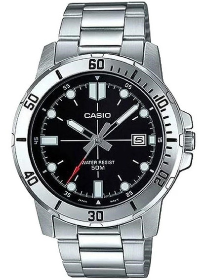 Relógio Casio Collection Masculino Mtp-vd01d-1evudf