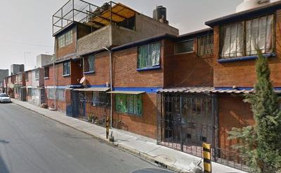 ***casa En Condominio Remate Bancario Iztapalapa***