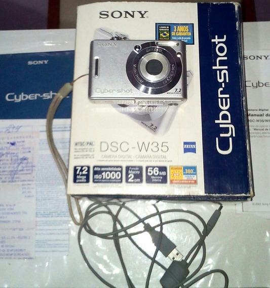 Câmera Cyber-shot
