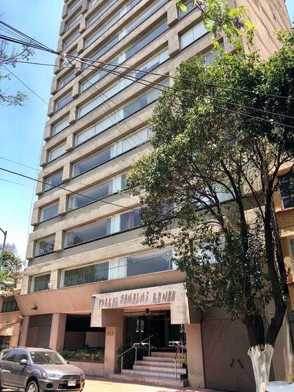Rento Departamento En Nicolás San Juan, Col. Del Valle.