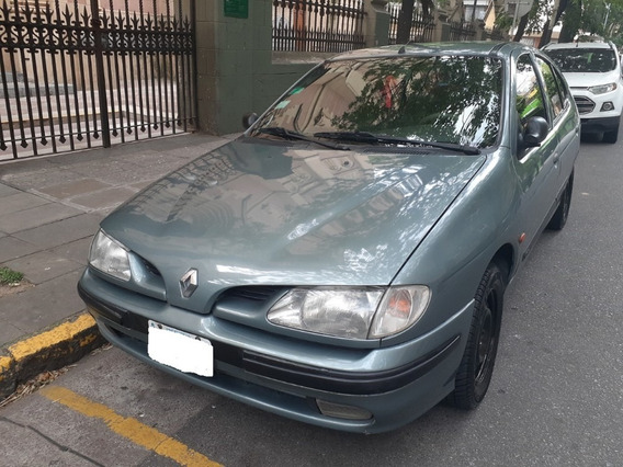 Renault Megane 1.6 Rt 8 V Full Ac / Dir / Lev Crist Elec Del