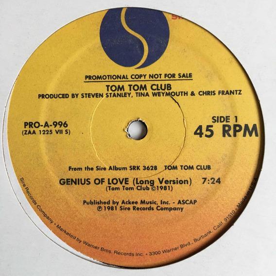 Tom Tom Club - Genius Of Love - 12