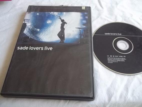 * Dvd - Sade Lovers Live