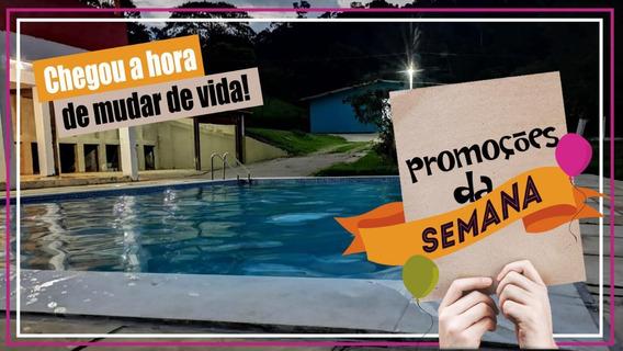 05 - Promoção Chácara Com Piscina