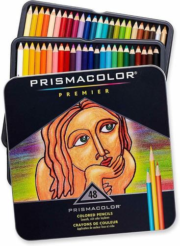 Creyones Prismacolor Premier 48 Colores