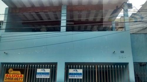 Venda Casa Padrão Guarulhos  Brasil - Ca0448