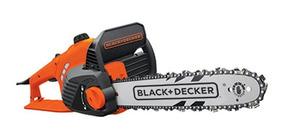 Motosierra Electrica De Cadena 1850w Gk1740 Black And Decker