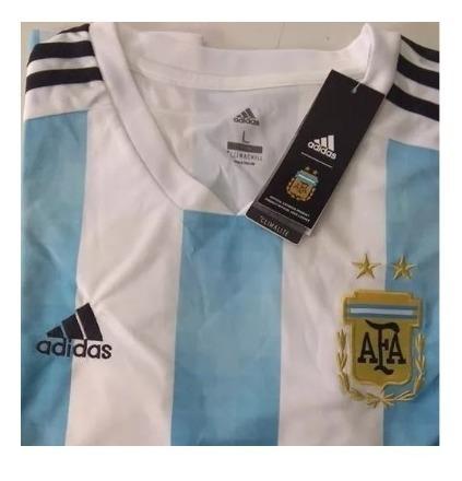 Camiseta Argentina Original Mundial Rusia 2018