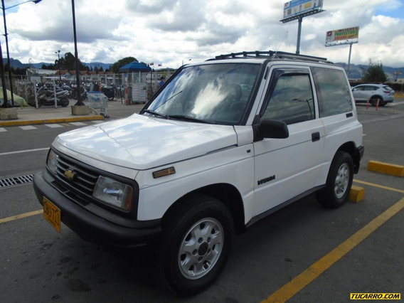 Chevrolet Vitara Campero Cabinado