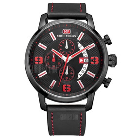 Relogio Masculino Mini Focus Mf0025g De Quartzo Original