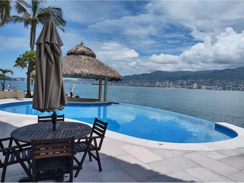 Imagen 1 de 12 de Casa Sola En Venta Playa Guitarrón