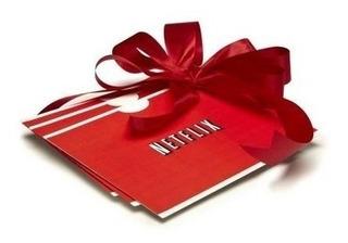 Gift Card Netflix Prepago