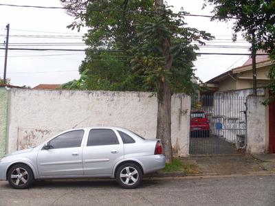 Terreno Residencial À Venda, Santa Maria, Santo André. - Te4470